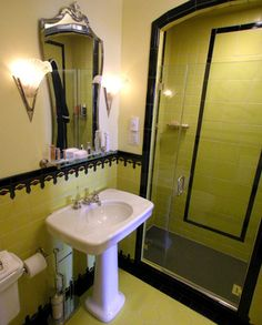 Bathrooms On Pinterest Vintage Bathrooms 50s Bathroom And Retro