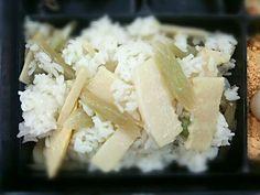 毎週火曜日は「健康応援メニュー」\(^_^)/ - 21件のもぐもぐ - ふきと筍の混ぜご飯 by houzantei