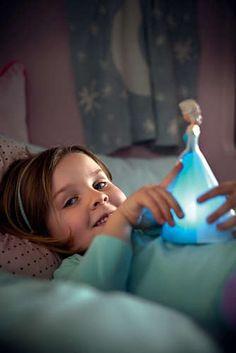 Tafellamp Philips Disney Frozen 7194308P0 - Disney nieuwe collectie - Lamp123.nl