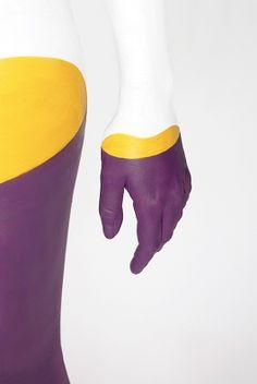 The Human Printer by Nick Blakeman & Esther Robinson