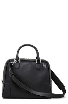 Loewe 'Small Amazona 75' Leather Satchel available at #Nordstrom