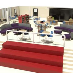 Library Design Service Home Library Design, Library Shelves, Shelving Systems, Free Library, 3d Visualization, Water Tower, Ivoire, Design Consultant, New Builds