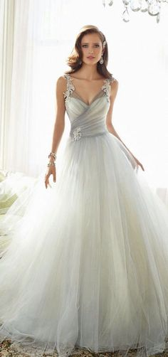 wedding dress, wedding, and bride afbeelding