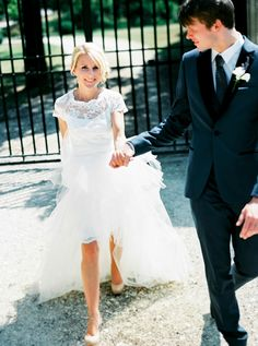 Read More: http://www.stylemepretty.com/2013/12/16/south-of-france-wedding-at-chateau-dalpheran/