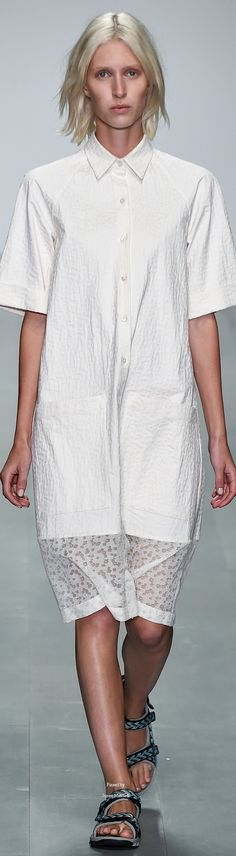 Christopher Raeburn Spring Summer 2015 Ready-To-Wear collection