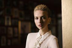 Anna Abstraction Fashion Beauty Model Sedcard Fotos Foto Fotograf München…