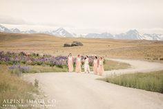 Tekapo Wedding - Photography by Alpine Image Co. Ltd