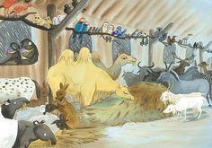 De ark van Noach 4                                                       …