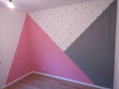 Bedroom Wall Designs, Room Ideas Bedroom, Baby Room Decor, Bedroom Colors, Bedroom Decor, Room Wall Painting, Kids Room Paint, Kids Room Design, Dream Rooms