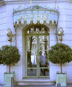 Laduree Champs-Elysees, Paris