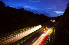 #Nachts auf der #Autobahn #Iserlohn #BAB #Bundesautobahn #A46 #Nacht #Nachtaufnahme #Nachtbild #nighttime #night #Strassenfotografie #streetphotography