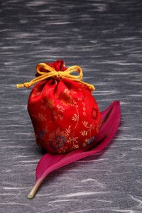 Asian Wedding Favor Example