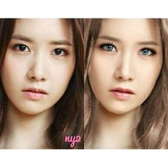 is this different person?😶 sorry for too much experiment 😂as long as @yoona__lim eonni look so gorgeous 👸 in my eyes that's enough 😂 make up n hair by me 😸 🌸 #girlsgeneration #gg #snsd #soshi #taeyeon #sunny #tiffany #hyoyeon #yuri #sooyoung #yoona #seohyun #makeup #hair #fanart #gorgeous #prettygirls #korea #arts #art #윤아 #소녀시대 😸