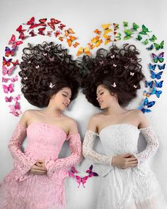 🌻Amazing🌻 Twin Outfits, Matching Outfits, Mother Daughter Outfits, Color Tag, Cute Summer Outfits, Dresses For Teens, Girl Poses, Twins, Girl Fashion