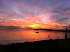 Birch Bay sunset 2012