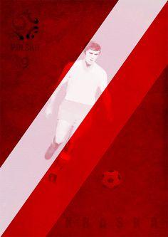 BEST OF POLAND – FOOTBALL 1972 -1974    Jerzy Kraska    by Dieselfly