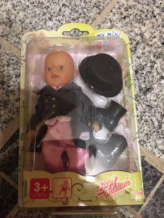 Zapf Creation my mini BABY born Puppe - NEU in Spielzeug, Puppen & Zubehör, Babypuppen & Zubehör | eBay!