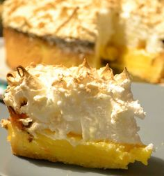 Best Lemon Meringue Pie recipe