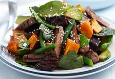 Try these meaty salads and win over the most committed carnivores amongst your friends and family.