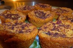 """""""Sweet Potato Muffins"""" are just the perfect breakfast bread for a cool, fall morning"""