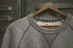 Closer Look: Todd Snyder + Champion Sweatshirt | Todd Snyder