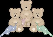 Everyone loves Teddy Bears and most children  have a few bears at home. Here you will find themed ideas for all subject areas.  You will also find great literature activities, free printables, and links to our favorite bear sites. So cuddle up with a warm blanket and  start creating a bear unit your student will love!