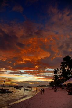 Alona Beach - Panglao Island, Bohol, Central Visayas, Philippines