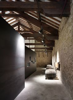 Cvne is an ancient winery located in the wine district, Barrio de la Estación, Haro in the Rioja Alta wine region.The new wine tasting hall and reception area for visitors comprise of the refurbishment of the original founding building that dates back to 1879 and the remodelling of the...