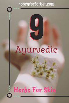 Herbs For Skin Diseases, Ayurveda For Skin, Heal Your Skin Naturally, Ayurvedic Herbs To Heal Skin Problems, Medicinal Plants For Skin Diseases Ayurvedic Skin Care, Ayurvedic Healing, Ayurvedic Herbs, Healing Herbs, Medicinal Herbs, Ayurvedic Recipes, Wound Healing, Herbs For Health, Natural Supplements