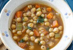 Chick pea soup