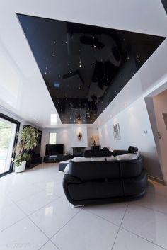 Pop False Ceiling Design, Ceiling Design Living Room, Pop Design For Hall, Plafond Design, Co Working, Fiber Optic, Decoration, Ceilings, Home Interior Design
