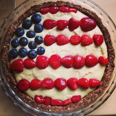 The best non-cheese cheesecake!  Gluten free, dairy free, soy free, and delicious.  www.brittanylynnkriger.com