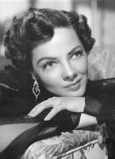 Kathryn Grayson (February 9, 1922 – February 17, 2010)