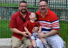 Our family was featured in an article on CBSNews.com about same-sex parents. Written by Stephen Smith.