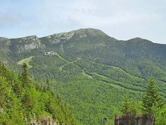 Mt. Mansfield, VT's highest point