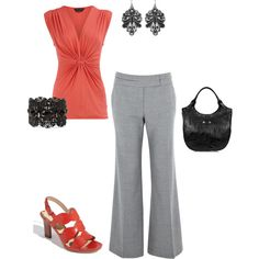 Another Work Day, created by tjc28 on Polyvore