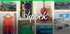 Shpock Shopping Apps, Android Apk, Windows Phone, Yard Sale
