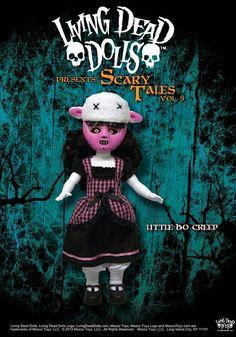 Living Dead Dolls: Scary Tales volume 5, Little Bo Creep
