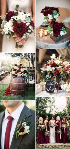 maroon,soft green and blush fall wedding color ideas for autumn season wedding 8 Perfect Fall Wedding Color Combos To Steal In 2017 Blush Fall Wedding, Winter Wedding Colors, Winter Colors, February Wedding Colors, Maroon Wedding Colors, Wedding Color Schemes Fall Rustic, Wedding Color Themes, Weding Colors, Vintage Wedding Colors