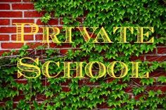 Perspectives in Parenting: Choosing Private School   Alamo City Moms Blog