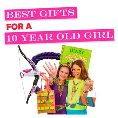 Best Gifts for 10 Year Old Girls | Christmas | Pinterest | 10 years ...