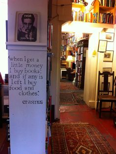 The Bookshop, Wigtown.