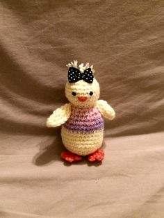 Baby Photography Prop, Easter Photo Prop, Easter Chick, Photo Prop, Chick, Chickie, Amigurumi, Amigurumi Crochet, Crochet Animals by PatternsToPretty on Etsy