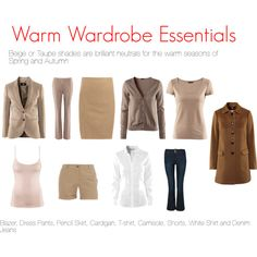 """Warm Wardrobe Essentials"" by katestevens on Polyvore"