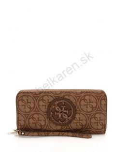 Peňaženka GUESS Carly logo