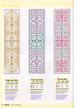 Gallery.ru / Photo # 17 - Cross Stitch Crazy 026 November 2001 - tymannost