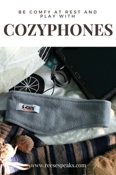 Love having a cozy Me Time experience? Check out our review o CozyPhones to see how to make this happen!