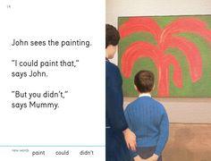 Amazon.com: We Go to the Gallery (9780992834913): Miriam Elia: Books