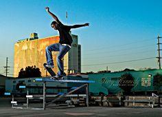 Brick Harbor Skateboard Team - Terry Kennedy - - http://www.lovekarmaloop.com