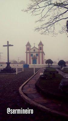Ser mineiro: Igreja de Nossa Senhora dos Prazeres / Lavras nova...